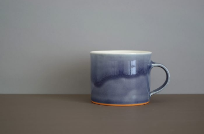 slate low coffee cup by James and Tilla Waters