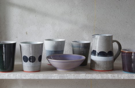 new reduced stoneware range samples