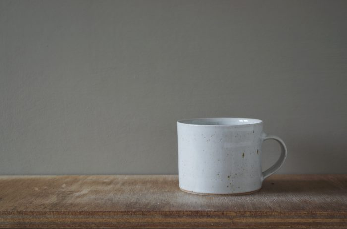 breakfast mug by James and Tilla Waters