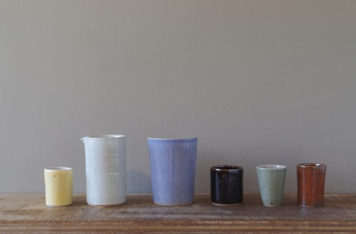 new glaze colours