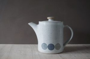 teapot by James and Tilla Waters